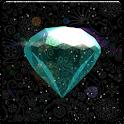 Diamonds HD LiveWallpaper Pro icon