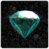 Diamonds HD LiveWallpaper Pro