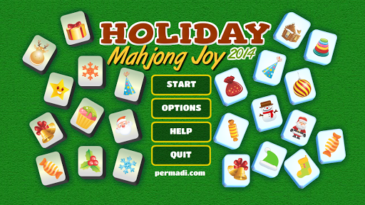 Mahjong Holiday Joy 2014