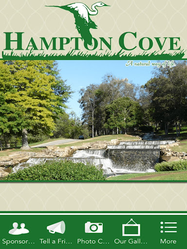 Life in Hampton Cove