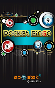 Pocket Bingo Free Screenshot 21