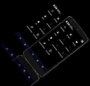 Z2 - CM 11/MAHDI WHITE THEME v1.3