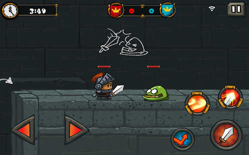 Oh My Heroes! Screenshot 10