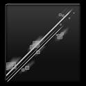 ADW Theme BlackBrushedCarbon icon
