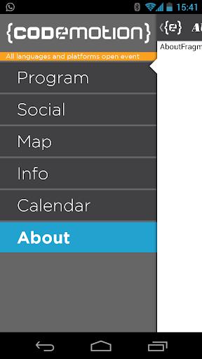 【免費旅遊App】Codemotion-APP點子