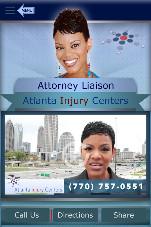 Atlanta Injury Centers - Android Apps on Google Play