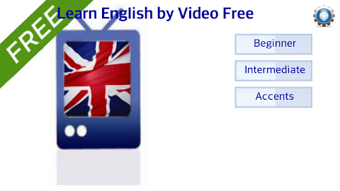 Learn English by Video Free Screenshot 1