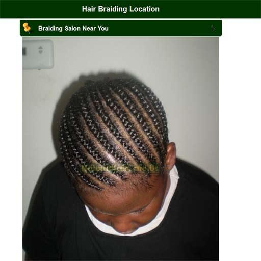 Hair Braiding - screenshot
