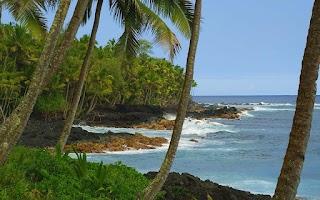 Screenshot of Hawaiian Waves HD Video Free