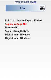 Pego Expert Gsm- screenshot thumbnail