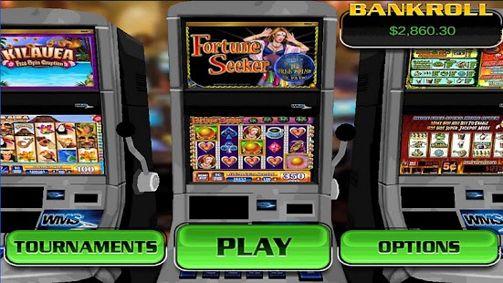 Fortune Seeker HD Slot Machine- screenshot thumbnail