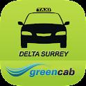 Delta Surrey Green Cab icon