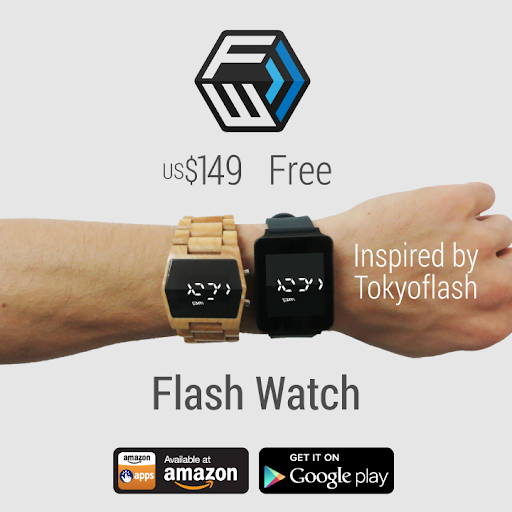 WatchFace - Flash Watch