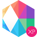 Colourform XP (for HD Widgets) icon
