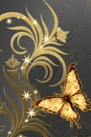 Screenshot of Great Butterfly Gold Live Wall