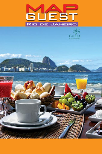 Map Guest - Rio de Janeiro