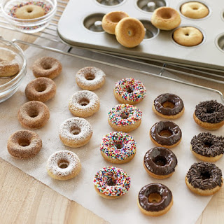 Baked Donuts.