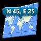 Map Coordinates v2.1.4.5