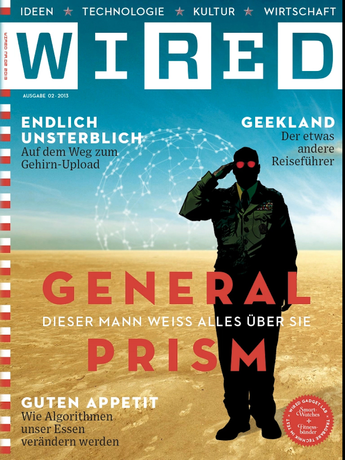 WIRED Deutschland - screenshot