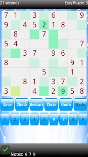Sudoku Solver Game 9x9 16x16 - screenshot thumbnail
