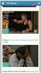 Big Brother Spoilers - screenshot thumbnail