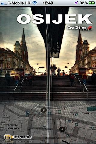 CroCities Osijek - screenshot