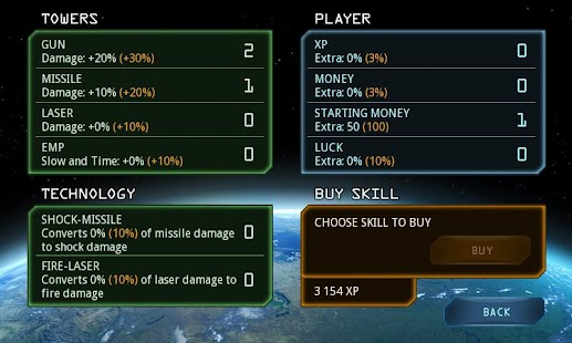 Solar Defence Lite - screenshot thumbnail