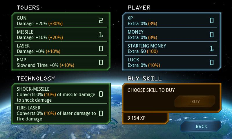 Solar Defence Lite - screenshot
