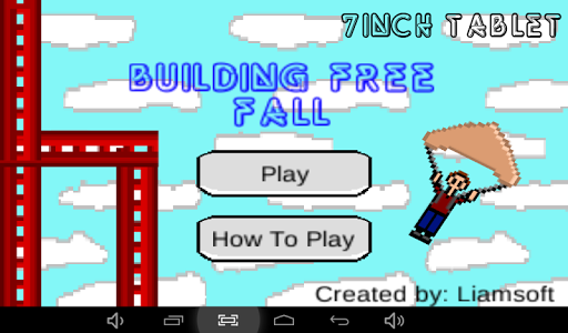 Building Free Fall