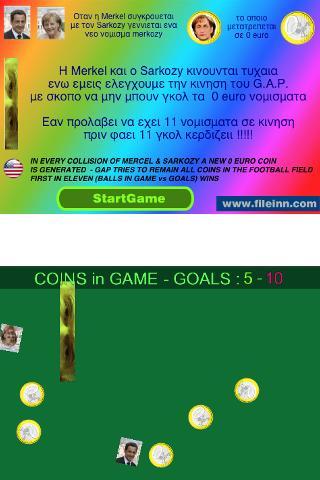 GAP vs EURO- screenshot