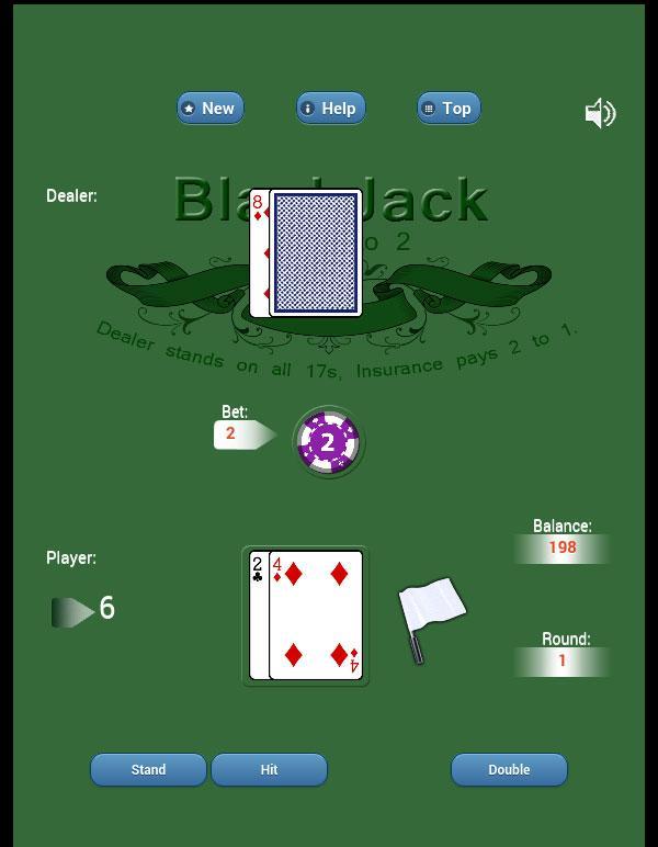 Bj049 blackjack push dagger