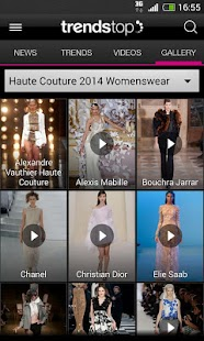Trendstop Fashion TrendTracker - screenshot thumbnail