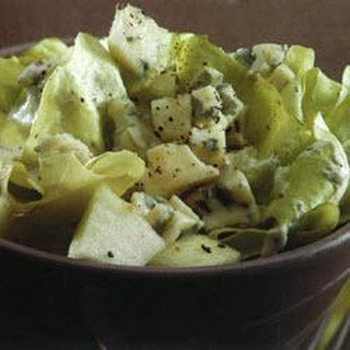 Blue Cheese And Apple Salad
