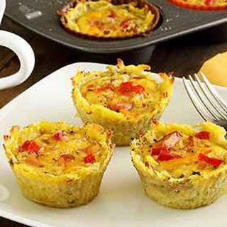 Paleo Sweet Potato Egg Cups