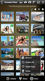 Gallery Lock Pro(Hide picture) - screenshot thumbnail