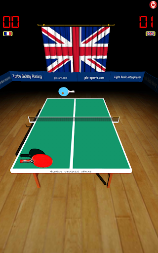 Pro Tennis On Line Ping Pong
