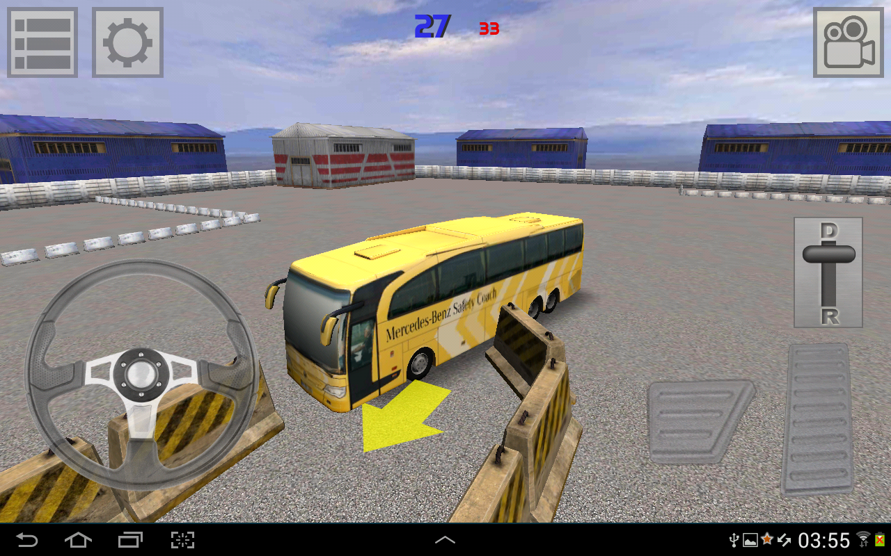 Bus Parking 2- screenshot