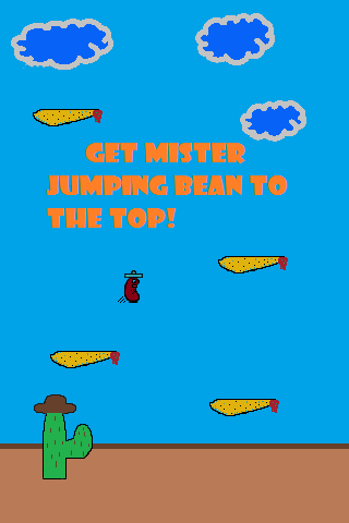 Mister Jumping Bean - screenshot