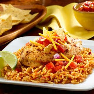 Fiesta Lime Chicken & Rice.