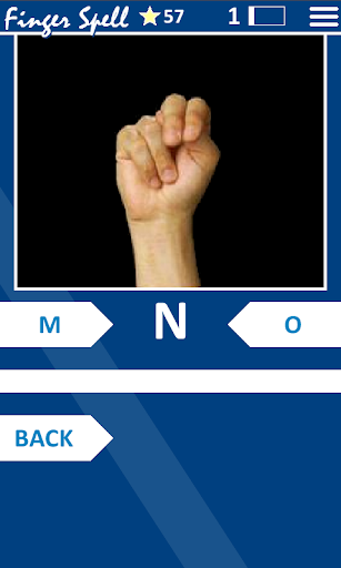 【免費教育App】Finger Spell ASL-APP點子