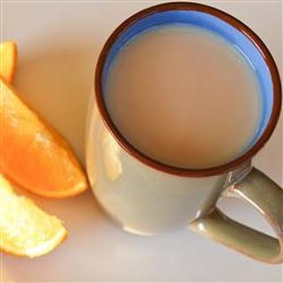Hot Chai Latte.