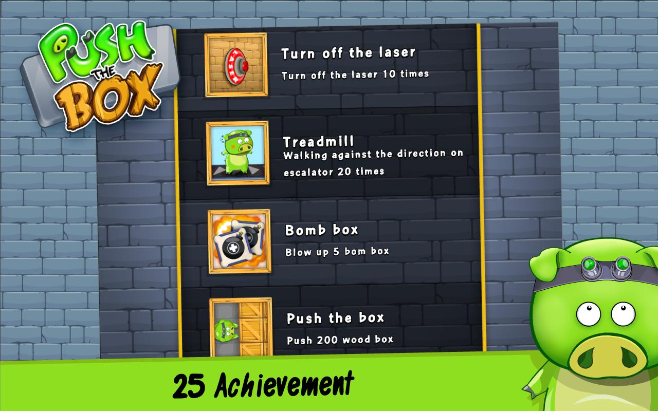 Push The Box - screenshot