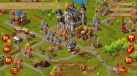 Townsmen Screenshot 34