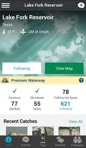 Fishidy - Fishing Maps Guide
