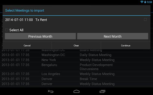 Meeting Minutes Trial - screenshot thumbnail