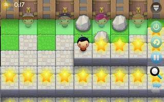 Screenshot of Walkabout Lite