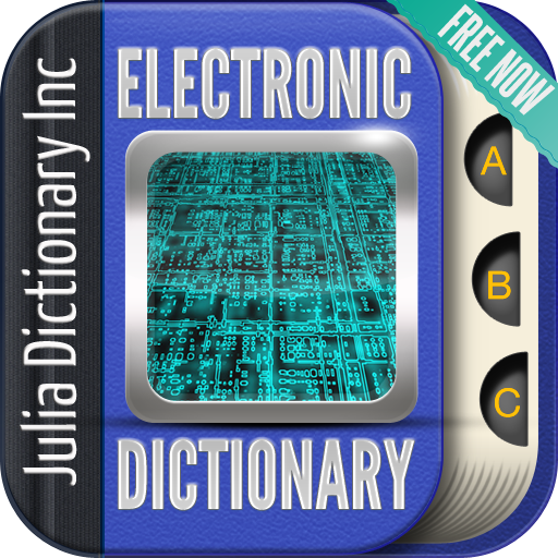 【免費教育App】Electronics Dictionary-APP點子