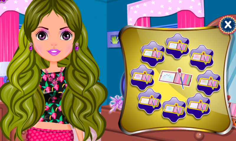 Fantastic Hair Salon Hairdo Kids Games Android Apps On Google Play Short Hairstyles Gunalazisus