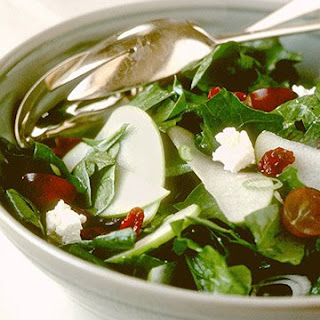 Spinach Salad.