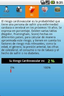 TWR Health Calculator- screenshot thumbnail